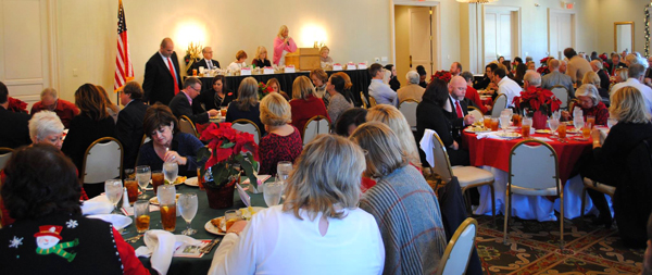 Greater Rome Board of REALTORS® 2017 Holiday Luncheon